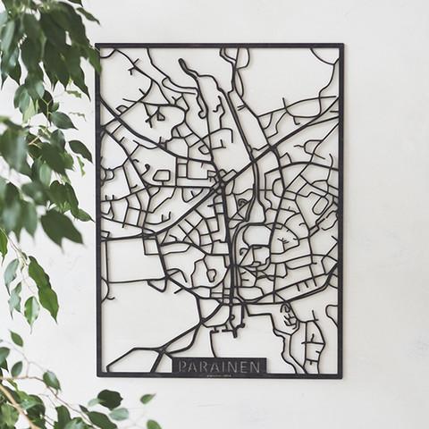 Kotikaupunkikartta Parainen Etela8 Fi Verkkokauppa