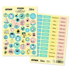 Moomin Stickers / Muumitarrat