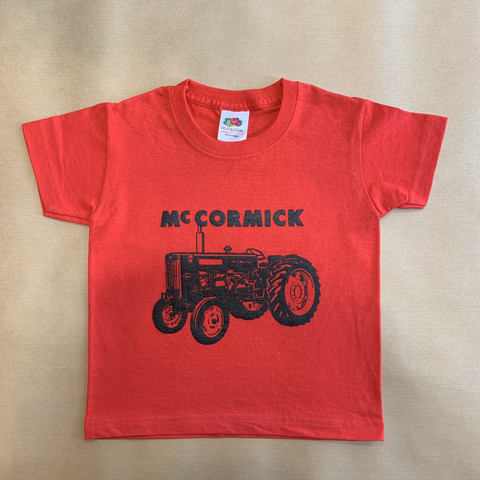 Lasten Mc Cormick T-paita