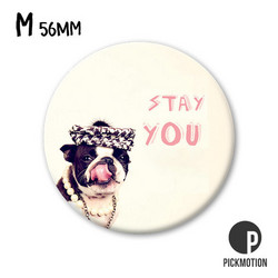 Magneetti - Koira, Stay you, M