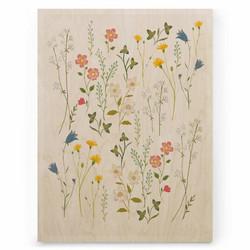 Iisa Mönttinen - Midsummer Flowers 30x40