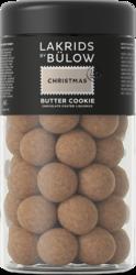 Christmas Butter Cookie 295g - Suklaalla kuorrutettu lakritsi