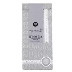 Vihreä Tee - Viikuna & Suklaa