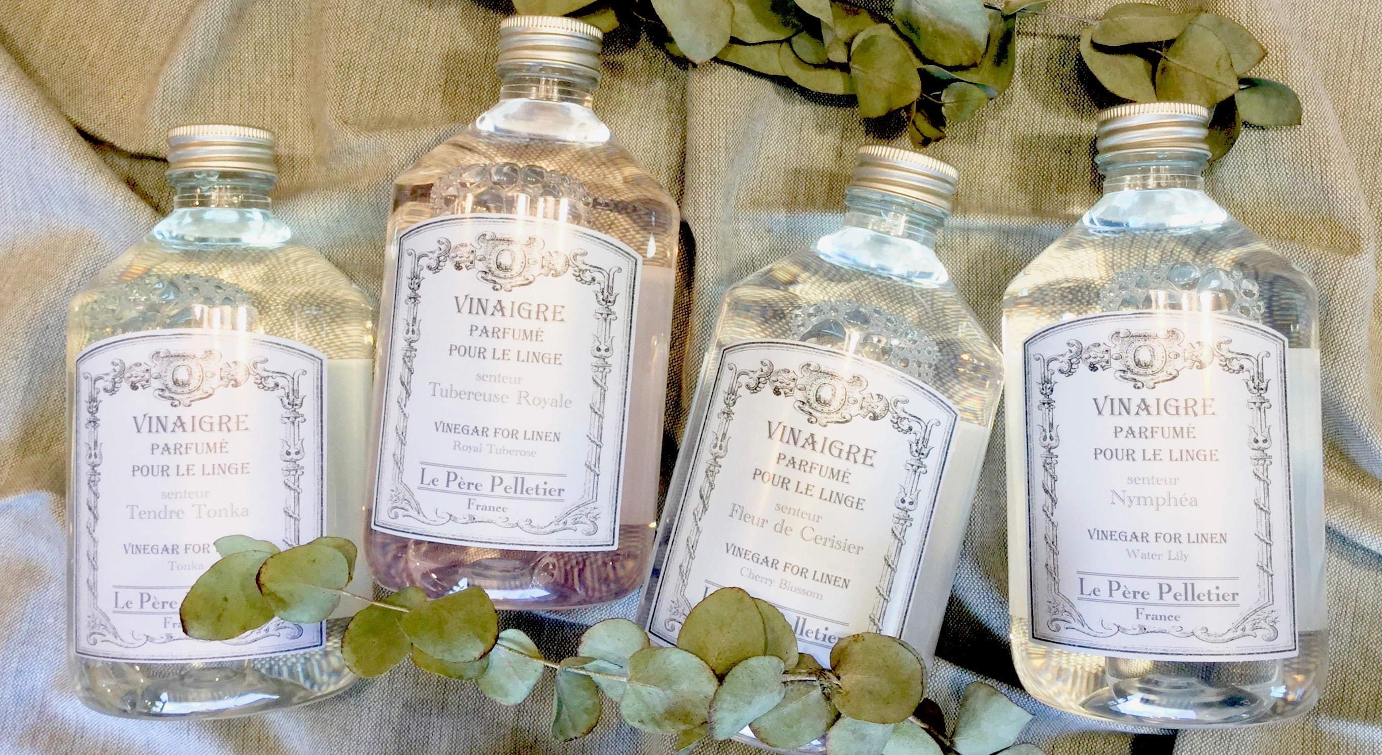 Pyykkietikan tuoksut - Suuri Tuoksuanalyysi