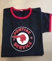 Pontiac Service T-paita