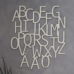 ABC-kirjaintaulu
