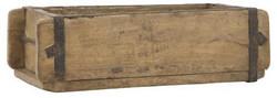 Kierrätyspuinen Laatikko, Tiilimuotti