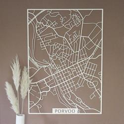 Kotikaupunkikartta Porvoo