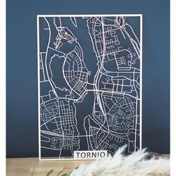 Kotikaupunkikartta Tornio