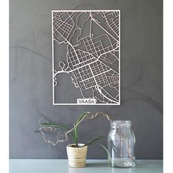 Kotikaupunkikartta Vaasa