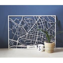 Kotikaupunkikartta Lahti
