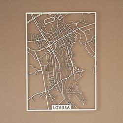 Kotikaupunkikartta Loviisa