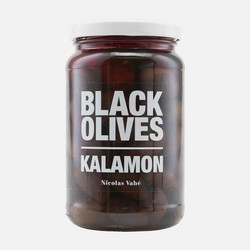 Black Olives - Kalamon