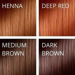 Henna Kasvihiusväri, Dark Brown
