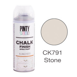 Kalkkimaalispray Stone, 400ml