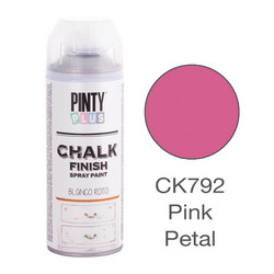 Kalkkimaalispray Pink Petal, 400ml