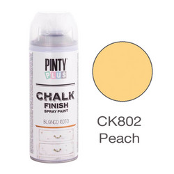 Kalkkimaalispray Peach, 400ml
