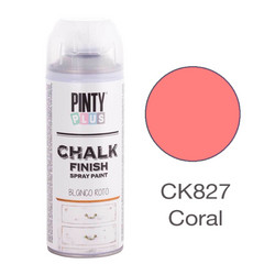 Kalkkimaalispray Coral, 400ml