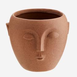 Ruukku, Face Terracotta - 12 cm