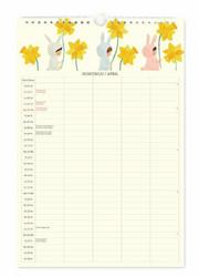 Perhekalenteri - Polka Paper 2021
