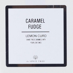 Fudge - Lemon Curd