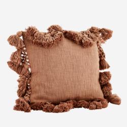 Tyynynpäällinen Tasseli, Dark Nude