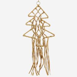 Joulukuusi-koriste, Raffia
