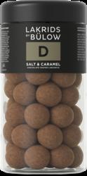 D - Salt&Caramel 295g - Suklaalla kuorrutettu lakritsi