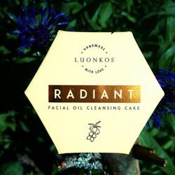 Radiant - Öljypuhdistuskakku