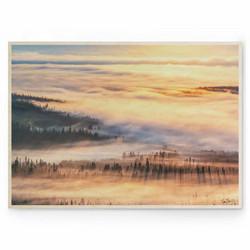 Tiina Törmänen - Summer Fog 06 30x40
