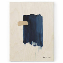Mia Liv - True Blue II 30x40