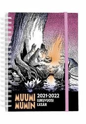 Lukuvuosikalenteri, Muumi 2021-2022