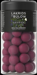 Wild Blueberry 295g - Suklaalla kuorrutettu lakritsi