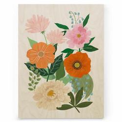 Iisa Mönttinen - Summer Bouquet 30x40