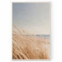 Plywood Print - Memories 30x40