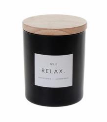 Tuoksukynttilä No.2 Relax MOOD