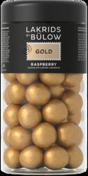Gold Raspberry 295g - Suklaalla kuorrutettu lakritsi