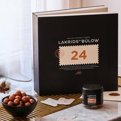 Joulukalenteri 2021 Lakrids by Bülow