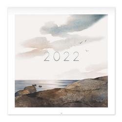 Pieni Seinäkalenteri - Henna Adel 2022