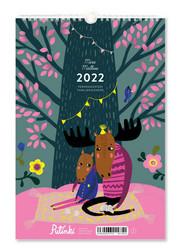 Perhekalenteri - Mira Mallius 2022