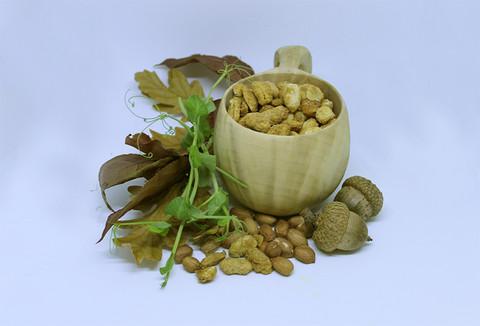 Hunajapaahdetut Maapähkinät