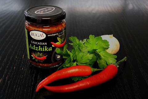 Caucasian Adzhika