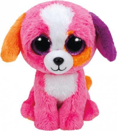TY PRECIOUS - värikäs koira 15 cm