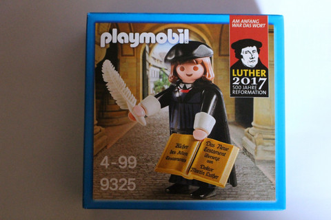 Playmobil Martti Luther