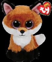 TY Slick - Brown Fox regular 15cm