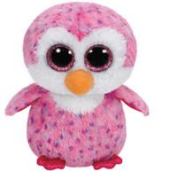 TY GLIDER pink penguin vaaleanpunainen pingviini