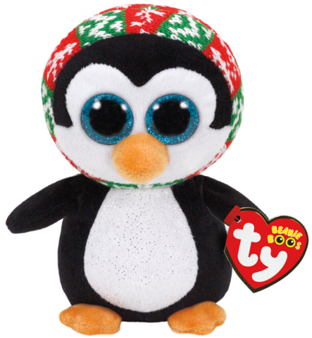 TY beanie Boos PENELOPE joulu pingviini