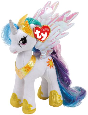 TY My Little Pony CELESTIA