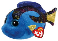 TY Beanie Boos Aqua, sininen kala