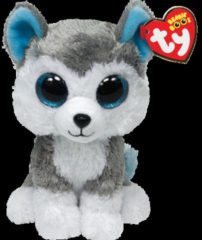 TY Slush husky koira 23 cm